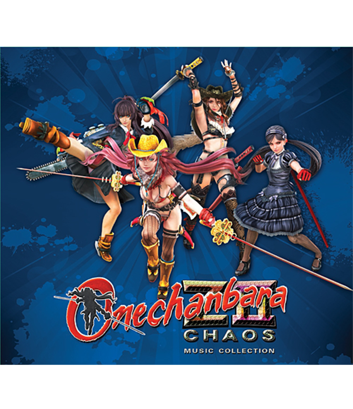 Onechanbara Z2 Chaos Soundtrack Xseed Games Store