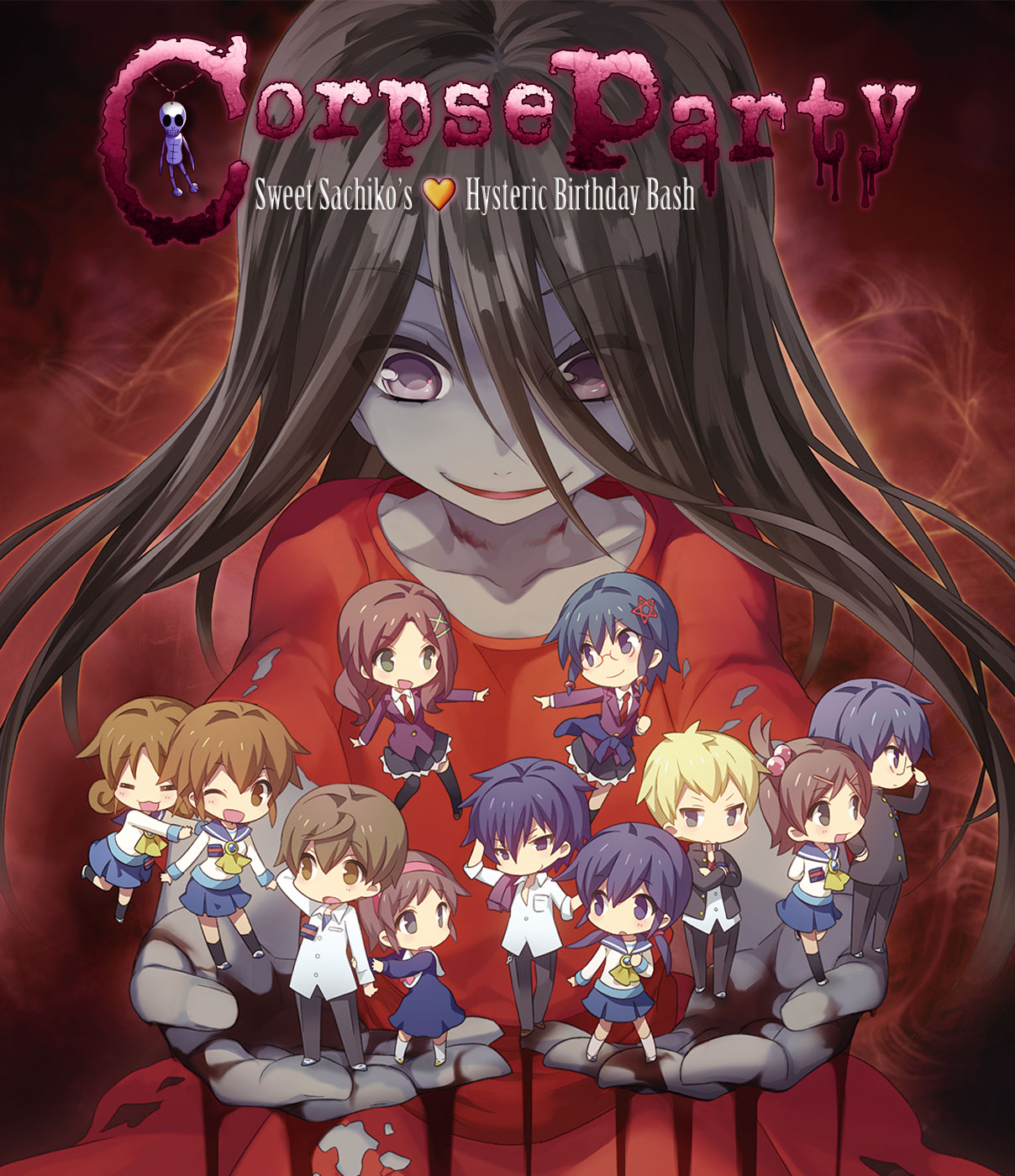 Corpse Party Sweet Sachiko S Hysteric Birthday Bash Steam