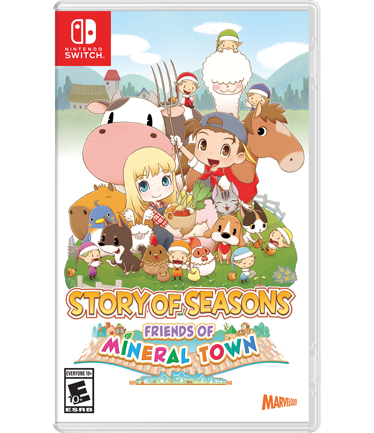 STORY OF SEASONS: Friends of Mineral Town - XSEED Games Store